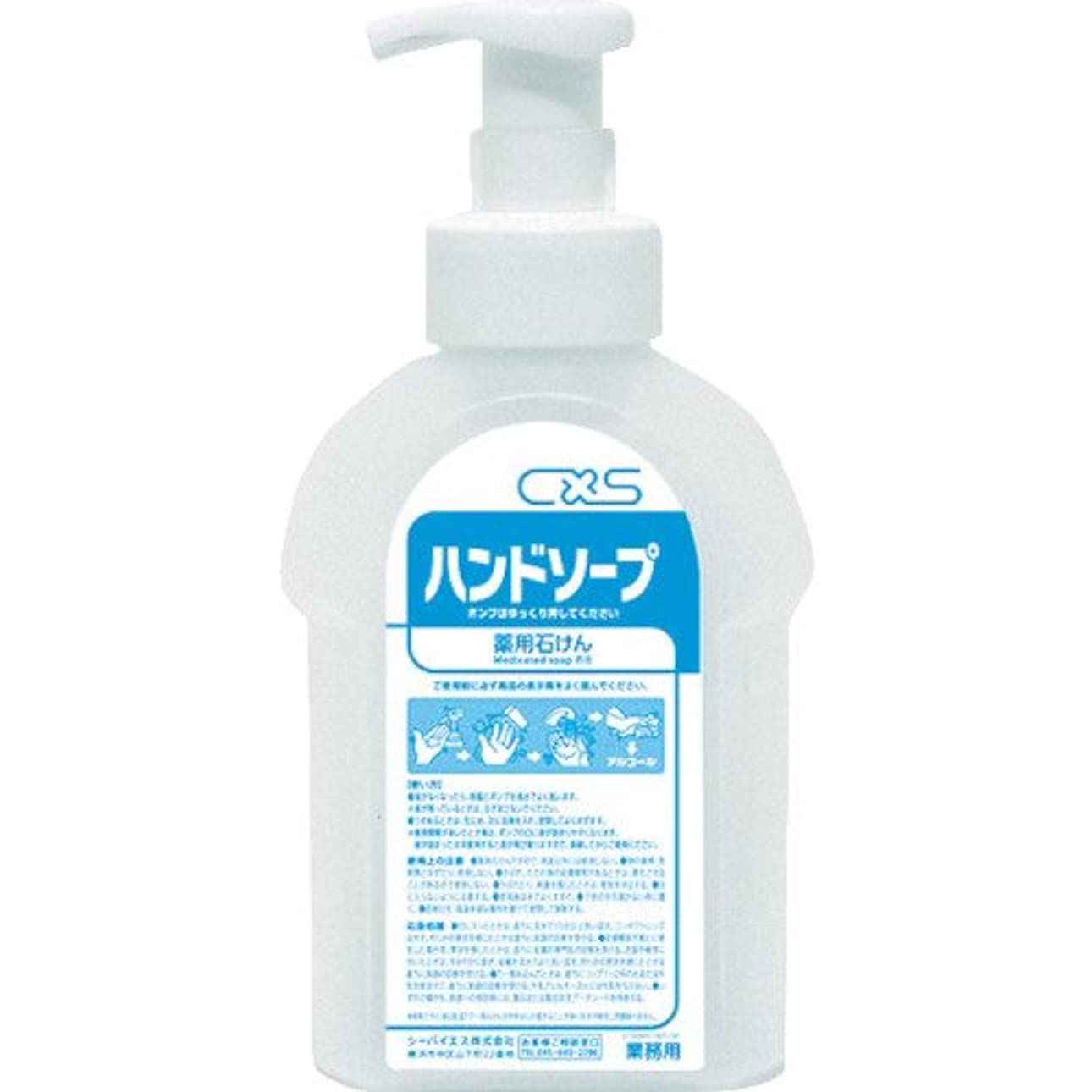 ダルセット種愛情シーバイエス(C×S) 詰替え用ボトル ハンドソープボトル 600ml 6本入