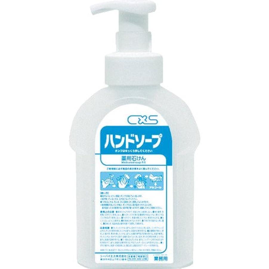 王子習熟度バースシーバイエス(C×S) 詰替え用ボトル ハンドソープボトル 600ml 6本入