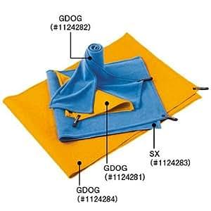 モンベル(mont‐bell) クイックドライタオル スポーツタオル 1124284 ゴールデンオレンジ GDOG