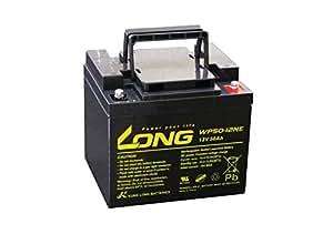 LONG 12V 50Ah 高性能シールドバッテリー【高耐久タイプ】(WP50-12NE) WP50-12NE