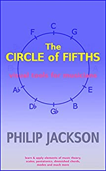 The Circle of Fifths: visual tools for musicians by [Jackson, Philip]
