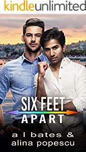 Six Feet Apart (English Edition)
