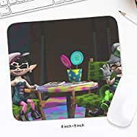 AYIXIDERU 3D柄プリント スプラトゥーン2 マウスパッド ゲーミング おしゃれ ゲーミン コンピュータ マウスパッド カスタマイズ Mouse Pad アクセサリ 防水 滑り止め