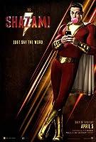 映画ポスター シャザム Shazam DC US版 両面印刷 ds1 [並行輸入品]