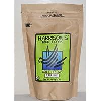 Harrison's Bird Food (ハリソンフード) アダルトライフタイム スーパーファイン 454g