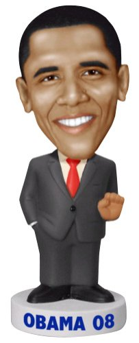 Wacky Wobbler - Talking Barack Obama