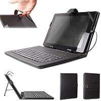 【USB】マイクロソフト Surface Windows RT搭載 64GB 32GB 256GB & Surface 2 RT 128GB タブレット専用タブレットキーボード付ケース&サイズ調整機能付 タブレット (USB 端子)