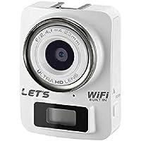 AS87594 超ミニカメラ【白】
