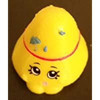 Shopkins Season 3 Yellow Taylor Rayne #3-034 (Rare)