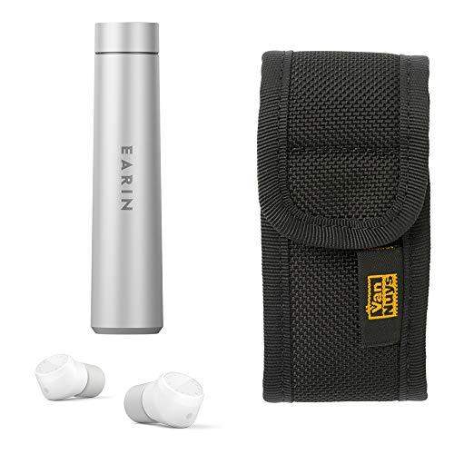 【国内正規品】EARIN 完全ワイヤレスBluetoothイヤフォン EARIN M-2 Aluminium VanNuys専用ケース付