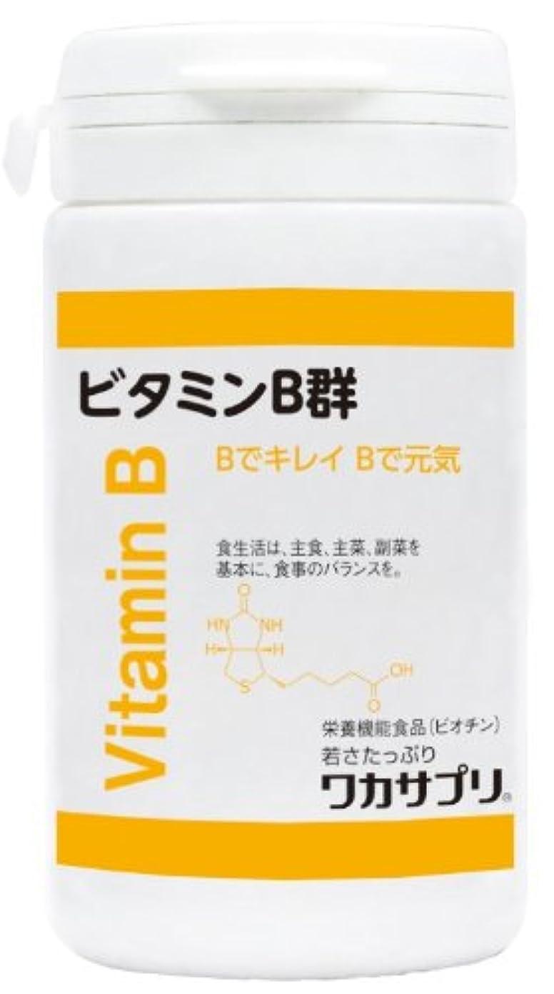 前提条件迷惑マチュピチュワカサプリ ビタミンB群 60粒 WVB060