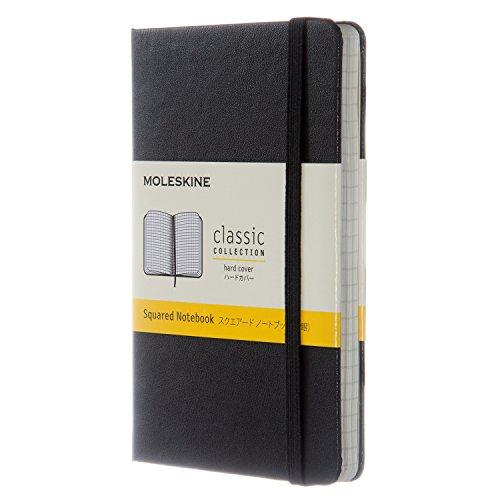 モレスキン ノート クラシック ハード 方眼 ポケット MM712 黒