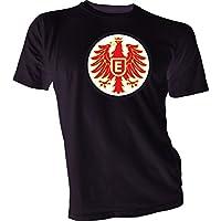 Eintracht Frankfurt EVドイツUEFA Bundesliga Football Soccer Tシャツ新しいBK