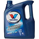 Valvoline 1104.04 2 Stroke Outboard Engine Oil, 4L