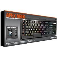 SteelSeries Apex M800 Mechanical Gaming Keyboard JP 日本語配列ゲーミングキーボード 64179