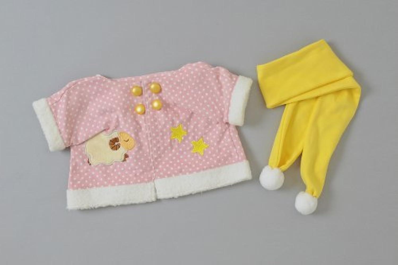 ヒリーングパートナー 夢の子コレクション 「夢コレ34」 コーデュロイコート(マフラー付き)