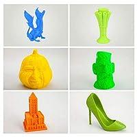 YiWu Han Die 新しい25色!ABS 3Dプリンターフィラメント3Dプリントペンフィラメント素材フィラメント素材PLA樹脂素材無臭1.75 Mm直径寸法精度+/- 0.02 Mm正味量1 KGほとんどの3Dプリンターと3Dプリントペンが適用されます! (色 : レッド)