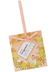【サンハーブ】サシェ ベルガモット 1個(芳香剤 香り袋 懐かしい甘酸っぱい香り)