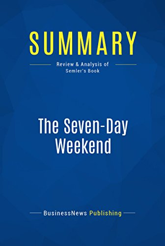 summary of the we are seven In the happiness advantage he shows us how we can capitalize on the happiness advantage to improve our learn the seven principles of the happiness advantage.