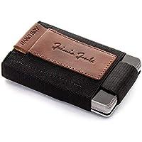 JAIMIE JACOBS Mini Wallet Nano Boy Minimalistic Slim Wallet Thin Credit Card Holder Men