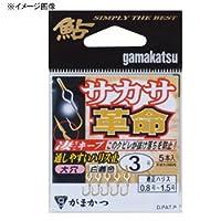 がまかつ(Gamakatsu) バラ サカサ革命(ハリス止式) 2