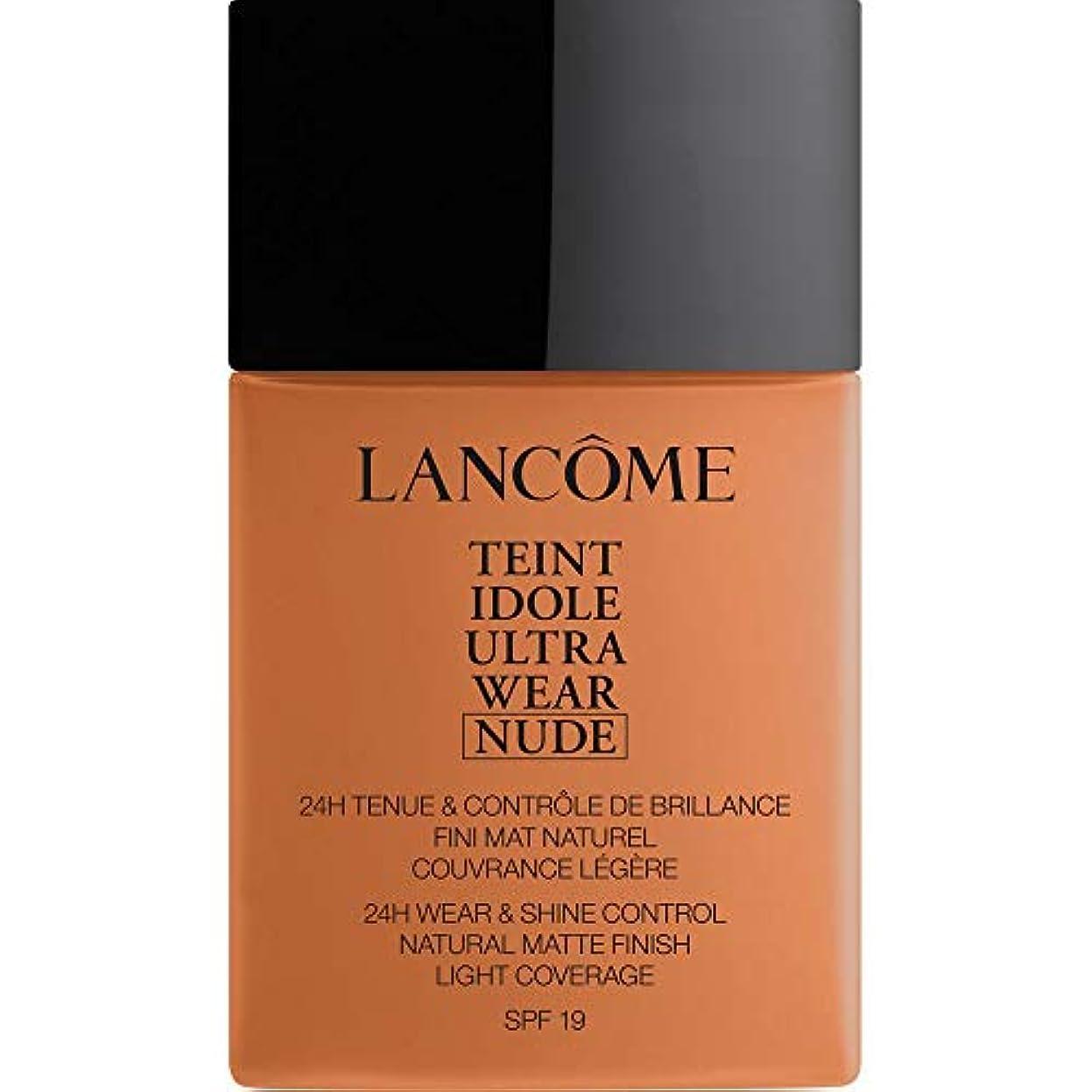 原始的な尊敬するワークショップ[Lanc?me ] ランコムTeintのIdole超摩耗ヌード財団Spf19の40ミリリットル09 - クッキー - Lancome Teint Idole Ultra Wear Nude Foundation SPF19...