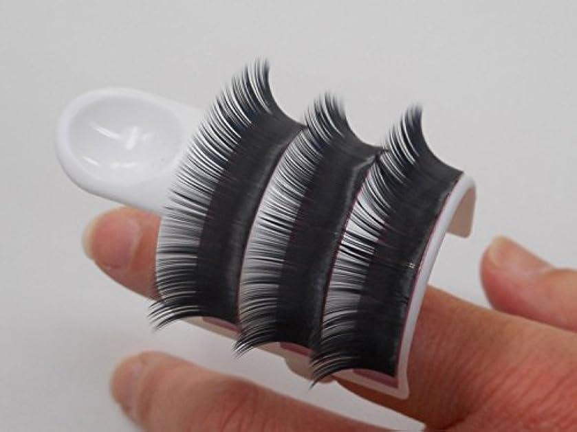 鎖走る圧縮まつげエクステ リング ホルダー 白 グルースタンド付き まつ毛エクステ アイラッシュ  プラスチック製 Eyelash Extension Glue Ring holder 1セット 1個入り