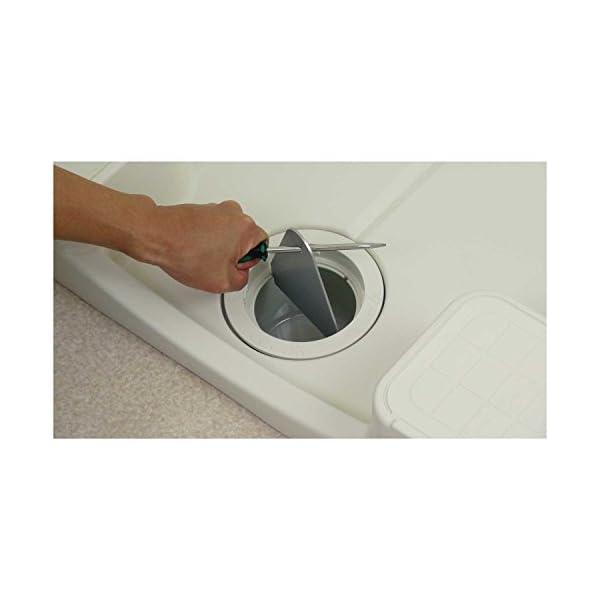 カクダイ トラップ締付工具 洗濯機パン用 対応...の紹介画像5