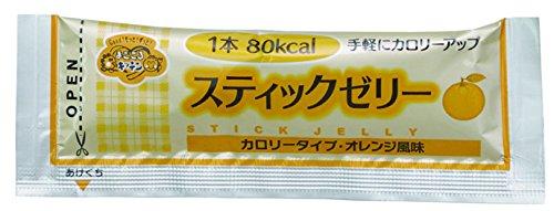 スティックゼリー カロリータイプ オレンジ風味 14.5g×20本