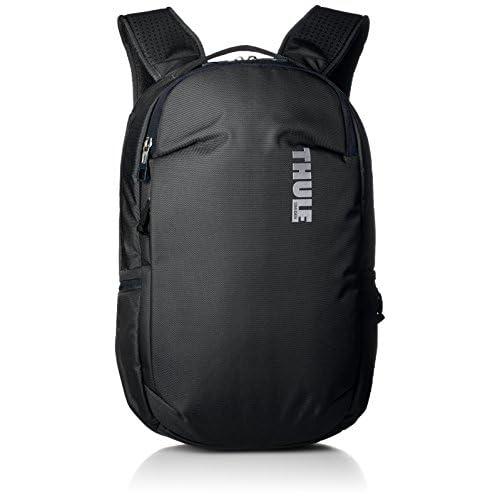 [スーリー] THULE Subterra Backpack 23L バックパック サブテラ バックパック 23L キャリーオン 2年保証 TSLB-315 ダークシャドウ(ブラック) ダークシャドウ(ブラック)