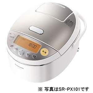 パナソニック 1升 炊飯器 圧力IH式 おどり炊き ロゼ SR-PX181-P
