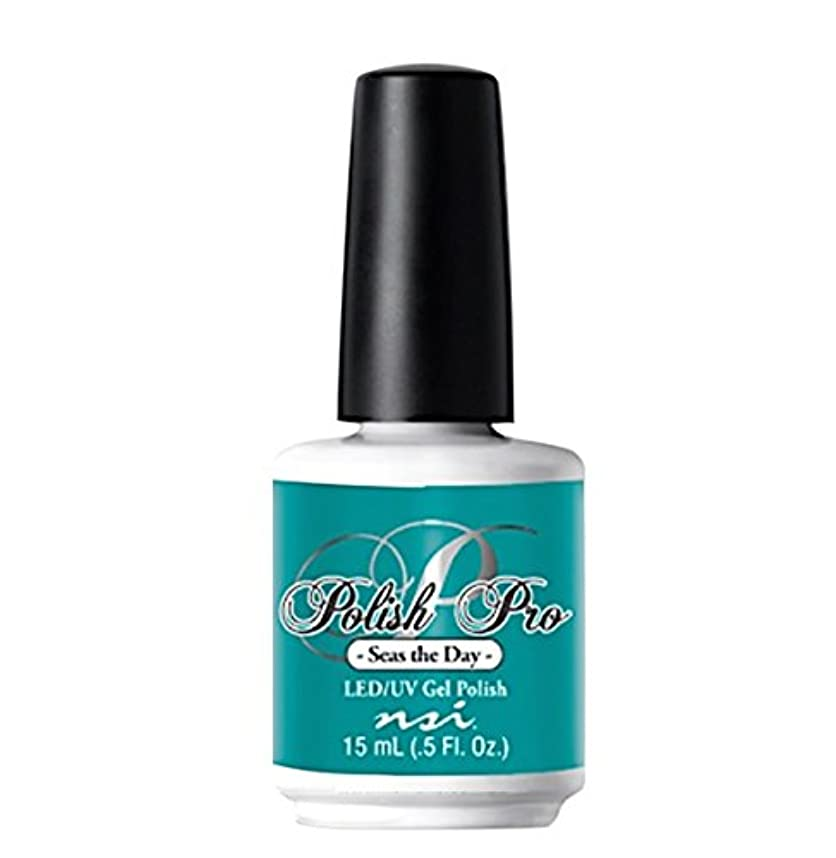 分離する賞賛洞窟NSI Polish Pro Gel Polish - The Island Resort Collection - Seas the Day - 15 ml/0.5 oz