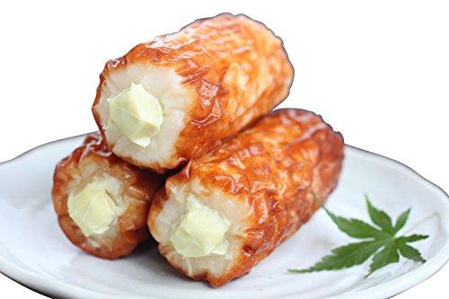 わさび風味チーズのやき 魚肉練製品 焼ちくわ 寿山かまぼこ 90g×3本