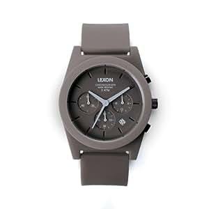 LEXON LM121 SPRING CHRONO (Grey) [時計]