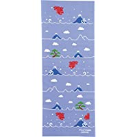 丸眞 手ぬぐい じゃポップ 35×90cm ザ 富士山 日本製 綿100% 0515015800