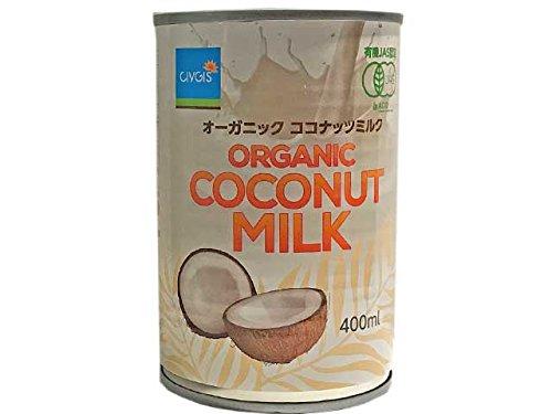 チブギス 有機ココナッツミルク 400ml