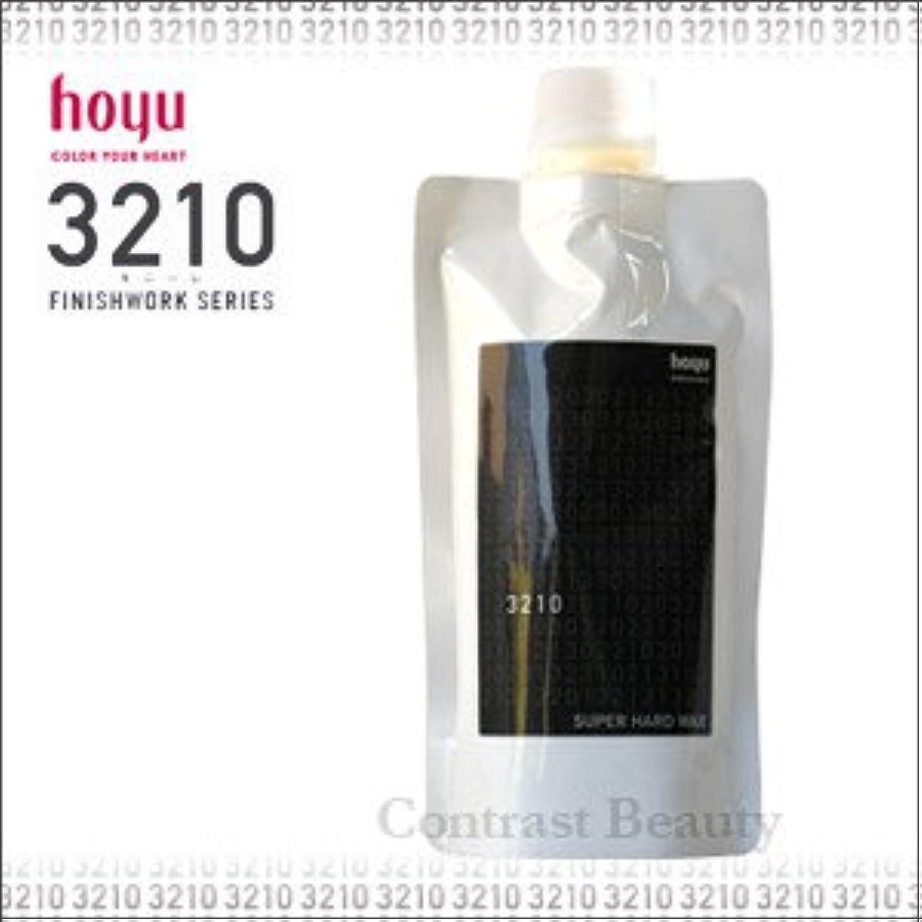憂鬱服を洗うまつげ【X2個セット】 ホーユー ミニーレ スーパーハードワックス 200g 詰替え用