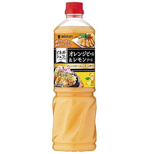Mizkan) ビネガーシェフ オレンジピール&レモンソース 1060g