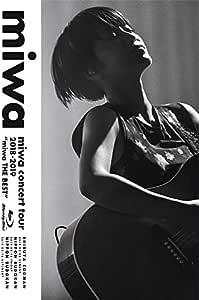 """【メーカー特典あり】miwa concert tour 2018-2019 """"miwa THE BEST""""(オリジナルポストカード付) [Blu-ray]"""