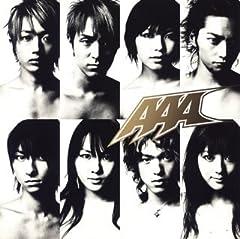 AAA「Let it beat!」のジャケット画像