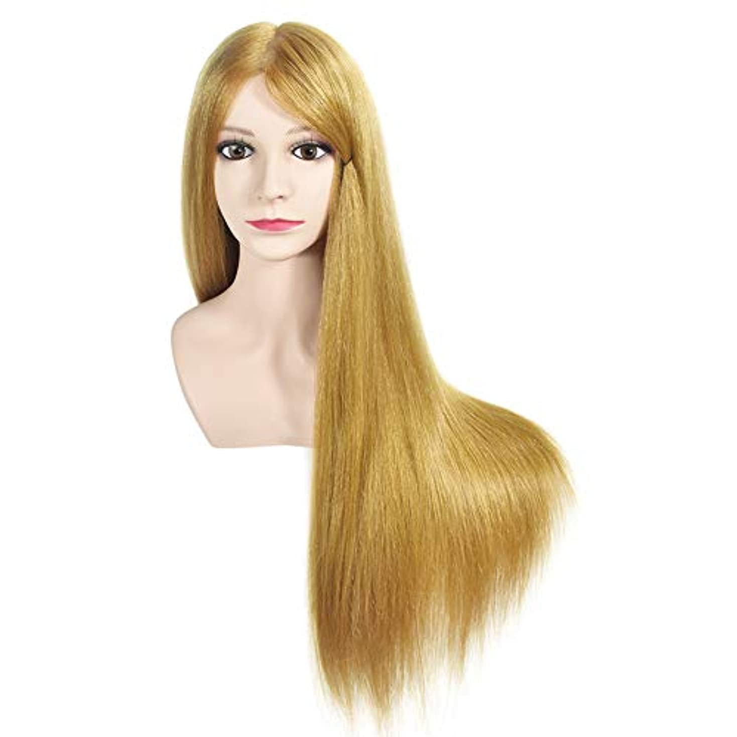 確かに非難負担サロンヘアブレイド理髪指導ヘッドスタイリング散髪ダミーヘッド化粧学習ショルダーマネキンヘッド