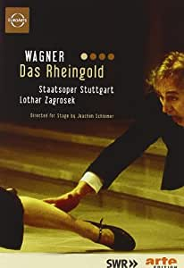 Wagner - Das Rheingold [DVD]