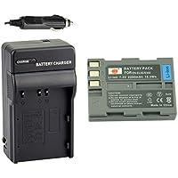 DSTE? アクセサリーキット Nikon EN-EL3E 互換 カメラ バッテリー 1個+充電器キット対応機種 D70 D70S D80 D90 D100 D200 D300 D300S D700
