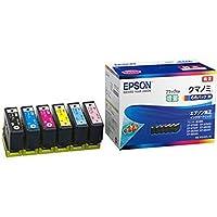 エプソン/インクカートリッジ / クマノミ6色パックM - 黒のみ増量 - / KUI-6CL-M / 1箱 - 6個:各色1個 -