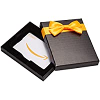 Amazonギフト券(ボックスタイプ) - クラシックブラック 金額自由設定可