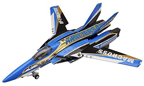 ハセガワ 超時空要塞マクロス VF-1J バルキリー マクロス35周年塗装機 1/72スケール プラモデル 65839