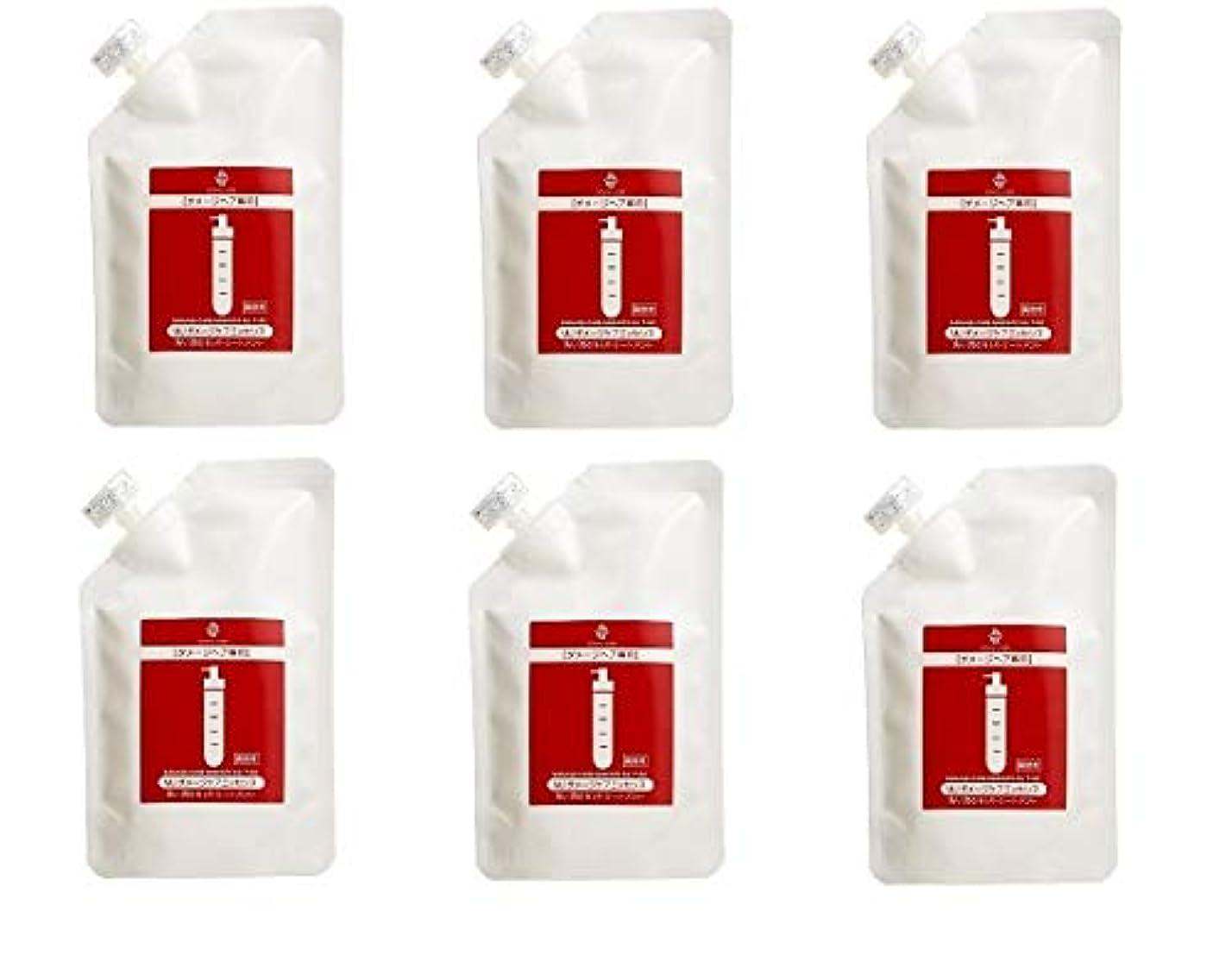 典型的な取る補助【6個セット】 マーガレット ジョセフィン ダメージケアエッセンス 詰替え用 120ml