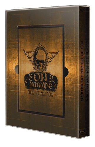 BUCK-TICK FEST 2007 ON PARADE (完全予約限定盤) [DVD]の詳細を見る