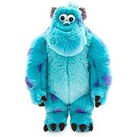 Disney ディズニー Sulley Plush - Monsters University - 15'' H モンスターズ?ユニバーシティ サリー ぬいぐるみ 約38cm 並行輸入品