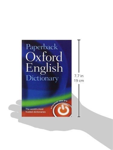 『Paperback Oxford English Dictionary 7/E』の2枚目の画像